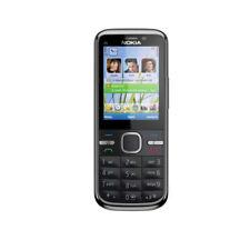 Cellulare originale Nokia C5-00i 5MP GPS Bluetooth sbloccato Altoparlant Nero