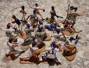 KENNER STARLING LINEUP MLB BASEBALL Action Figure Loose LOT of 18