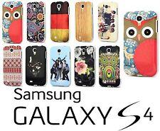 Handy-Taschen & -Schutzhüllen aus Silikon mit Motiv für das Samsung Galaxy S4