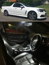 HOLDEN COMMODORE UTE VE SERIES 2- INTERIOR LED UPGRADE KIT - SUPER BRIGHT!!!