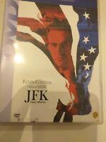dvd  J F K  caso abierto Con  kevin costner  una pelicula de oliver stone