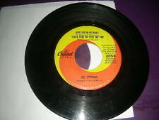 """Pop 45 Lettermen """"Goin' Out Of My Head / Can't Take My Eyes Off You"""" Capitol VG+"""
