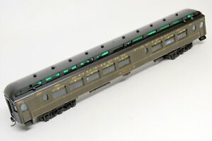HO Roundhouse 68401 SOUTHERN PACIFIC Diner EPICURE Palace Car SP KD5/IOB