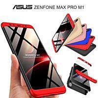COVER per Asus Zenfone Max Pro M1 ZB601KL ZB602KL Fronte Retro 360° ARMOR CASE