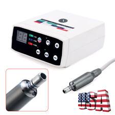 Dental LED Brushless Electric micro motor NSK Style ISO-E type Dentist