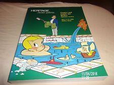 HERITAGE Comics Comic Art Auction Catalog May 11-13 2006 NM  Free Shipping