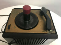 Vintage RCA Victor 45-EY-2 45 RPM Record Player Parts and Restoration