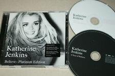 KATHERINE JENKINS  **  BELIEVE **  CD & DVD  **  DELUXE EDITION