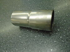 Triumph TR7 ** STAINLESS STEEL SPORTS EXHAUST ADAPTER SLEEVE ** NEW