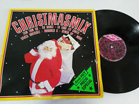 "CHRISTMAS MIX LP VINILO VINYL 12"" 1988 G+/VG SPANISH ED HOMBRES G TWINS"