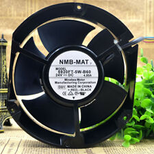 1 pcs NMB-MAT 5920FT-D5W-B60 24V 4.80A 17 CM 17251 Yaskawa inverter fan 4wire