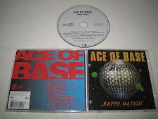 ACE OF BASE/HAPPY NATIN(METRONOME/517 749-2)CD ÁLBUM