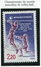 STAMP / TIMBRE FRANCE OBLITERE N° 2420 SPORT VOLLEY BALL