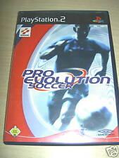 PLAYSTATION 2 Jeu - Rro Evolution Soccer