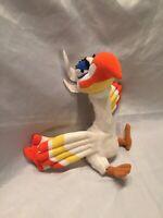 Disney The Lion King Movie Broadway Musical Zazu Plush Bird Stuffed Animal Toy