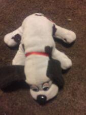 Vintage 1987 Tonka Corp Gray Pound Puppy