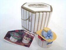 Willow Hall Victorian Hat Collection MARY Victorian Hat Trinket Box