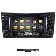 "7"" In Dash GPS Radio Satnav DVD for Mercedes Benz E-W211 E320 E500 E350 CLS500"