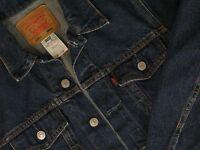 Levi Strauss Signature Button Down Jean Denim Jacket Women's Size M Casual Coat