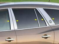 QAA 2013-2017 Fits Buick Enclave 10 piece Stainless Pillar Post Trim