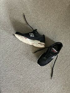 Mens New Balance Trainers / Uk Size 9 / Black / 991 / Great Condition