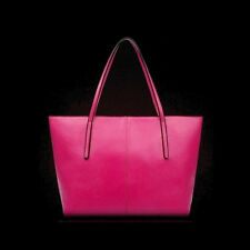 Large Designer Women PU Leather Style Shoulder Bag Handbag