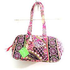 Vera Bradley Pink Floral Shoulder Handbag Tote NWT 11x6