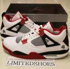 835dfe9cd65 2006 NIKE AIR JORDAN VI 4 RETRO MARS BLACKMON WHITE VARSITY RED US 11  308497-