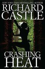 Crashing Heat, Hardcover by Castle, Richard, Acceptable Condition, Free shipp...
