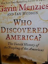 Who Discovered America? by Menzies & Hudson new Book Club paperback