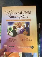 Maternal Child Nursing Care by Marilyn J. Hockenberry, David Wilson, Donna L.
