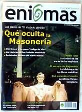 REVISTA ENIGMAS - Nº 167 / OCTUBRE 2009 - EDITA AMÉRICA IBÉRICA - VER ÍNDICE