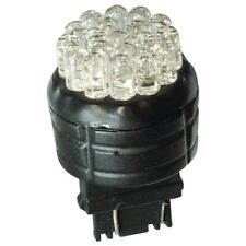 STREETGLOW 3156 LED BRAKE / TAIL LIGHT BULB WHITE LED REPLACEMENT FOR 3156