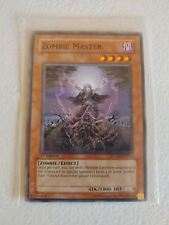 Zombie Master - SDZW-EN016 - Common 1st Edition - Yugioh Card (Mint/Near Mint)