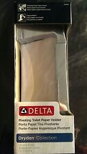 DELTA Dryden Collection Pivoting Toilet Paper Holder CHROME Finish 128887 NEW