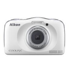 New Nikon Coolpix W150 Wi-Fi Rugged Waterproof Digital Camera (White) 13.2 MP
