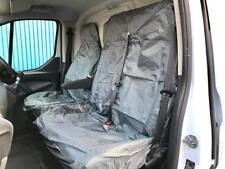 MERCEDES VITO 03-14 HEAVY DUTY BLUE TRIM VAN SEAT COVERS SINGLE DOUBLE