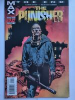 The Punisher The End(2004 Marvel Max) Garth Ennis Story Richard Corben Cover Art