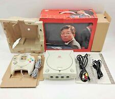 Sega Dreamcast di yukawa NTSC-videogioco giapponese J CONSOLE IN SCATOLA TESTATO