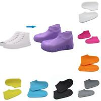 Non-slip Waterproof Silicone Shoe Covers Shoe Protectors For Outdoor Protection