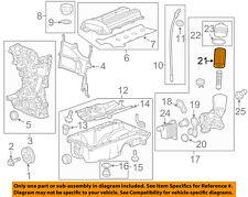 Chevrolet GM OEM 15-18 Trax Engine Parts-Filter Element 25195785