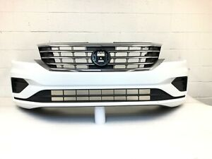 2020-2021 Volkswagen passat S SE SEL front bumper (pure white) #16