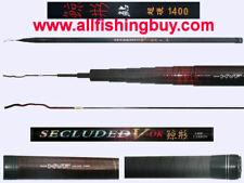 46 ft Fishing Pole Rod Telescopic 12 sections 98% carbon manufactured in Japan