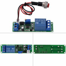 Adjustable Delay Turn OFF Switch Timing Timer Time Relay Module 1~10s 12V DC zhn