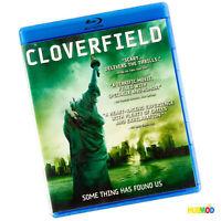 Cloverfield : Blu-Ray Disc Widescreen Sci-Fi Movie