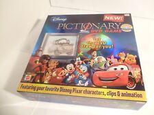Pictionary Juego De Dvd De Disney Matel Juegos Pixar Cars Toy Story Winnie