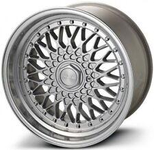 "8 X 16"" SSR RS alloy wheels Fits 4x100 BMW Fiat Honda Hyundai Kia Modèles"