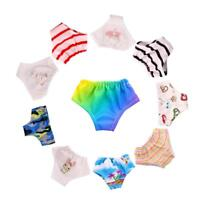Für 18 Zoll Puppen Kleidung Unterwäsche für Girl Reise-Puppe