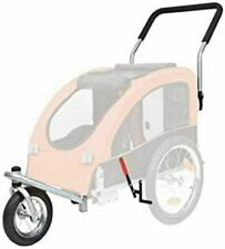 Trixie 12817 Jogger Conversion Kit f. Bicycle trailers Large NEW & FAST