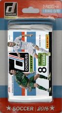2016 PANINI DONRUSS SOCCER RETAIL 2 PACK BLISTER PACK BLOWOUT CARDS